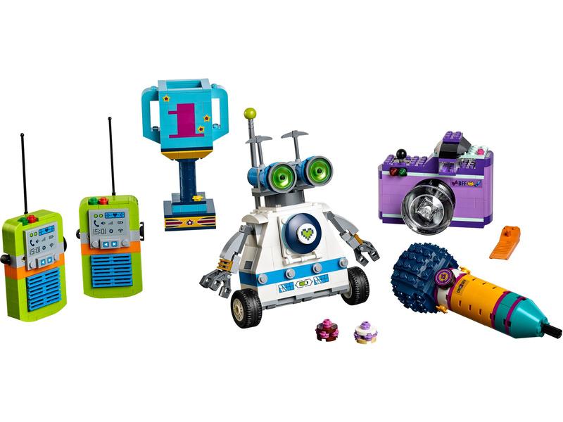 LEGO Friends - Krabice přátelství