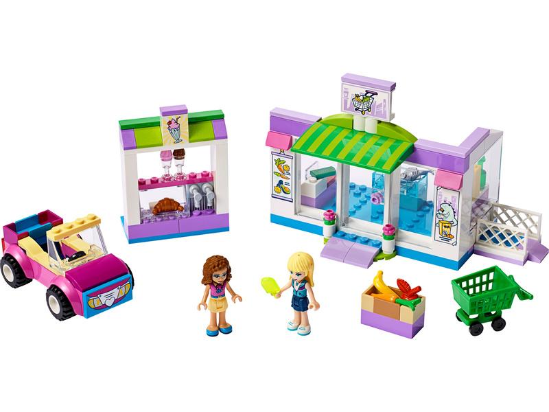 LEGO Friends - Supermarket v městečku Heartlake