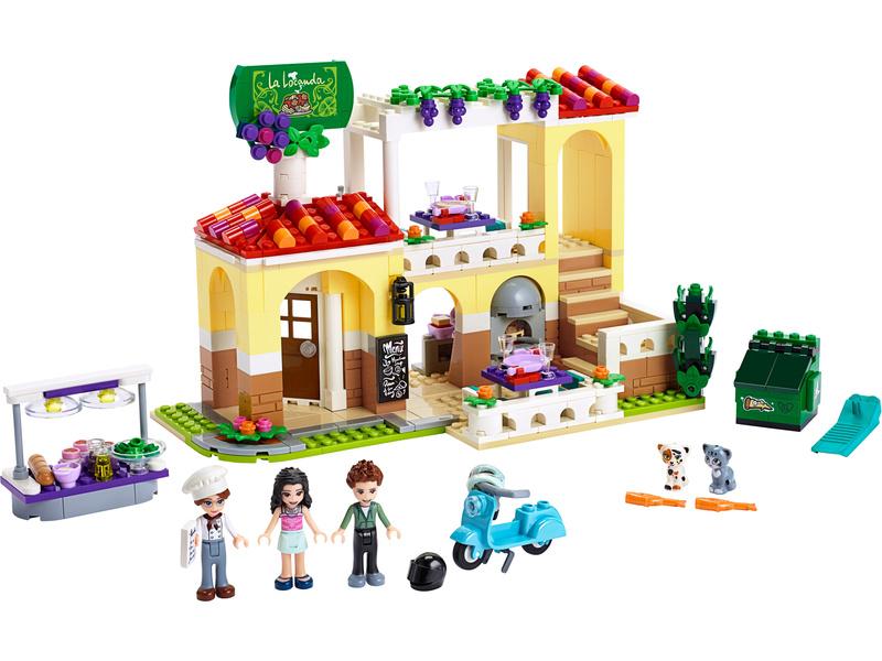 LEGO Friends - Restaurace v městečku Heartlake