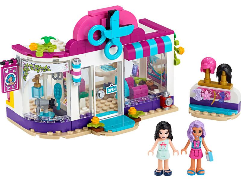LEGO Friends - Kadeřnictví v městečku Heartlake