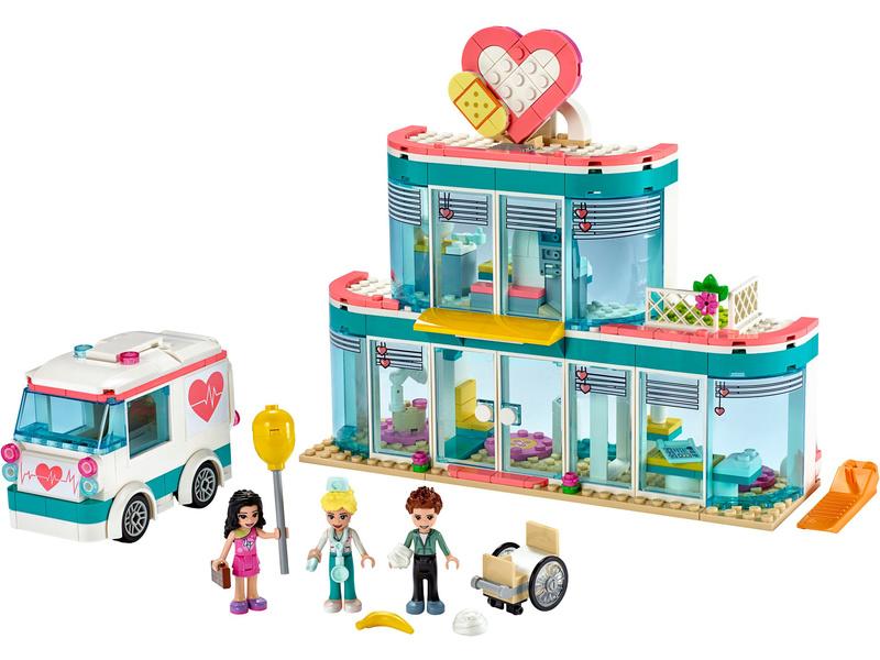 LEGO Friends - Nemocnice městečka Heartlake