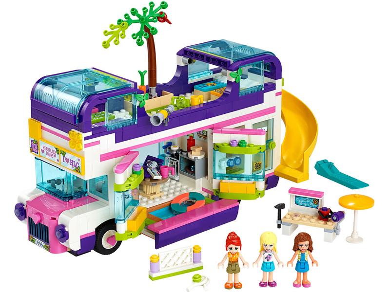 LEGO Friends - Autobus přátelství