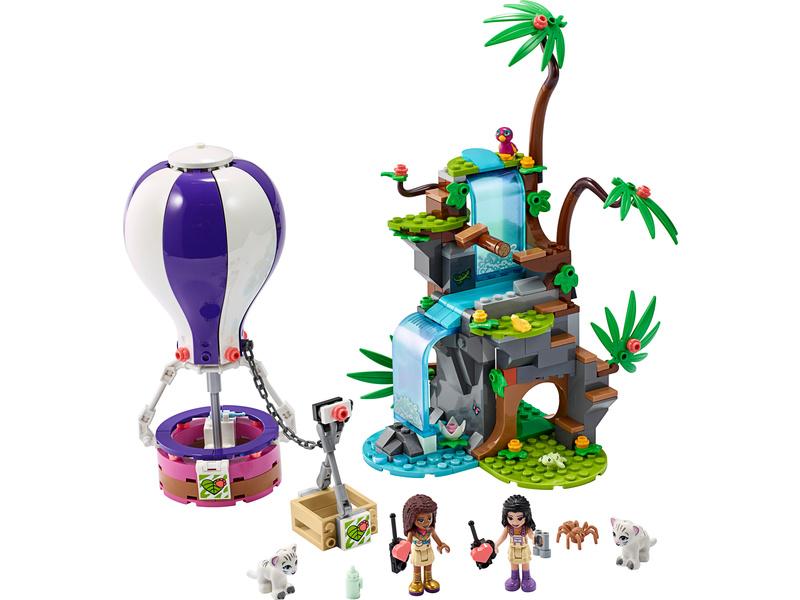 LEGO Friends - Záchrana tygra v džungli