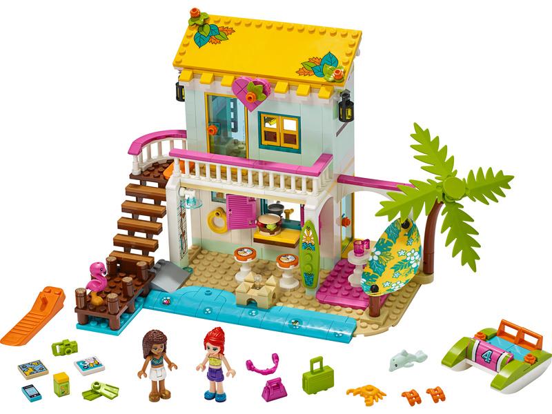 LEGO Friends - Plážový domek
