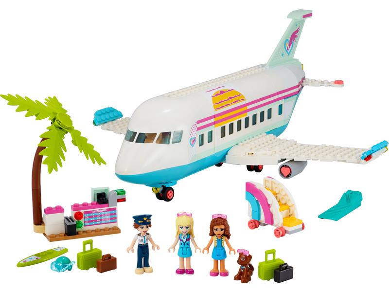LEGO Friends - Letadlo z městečka Heartlake