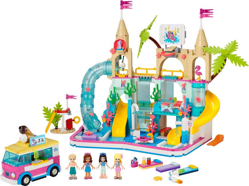 LEGO Friends - Aquapark
