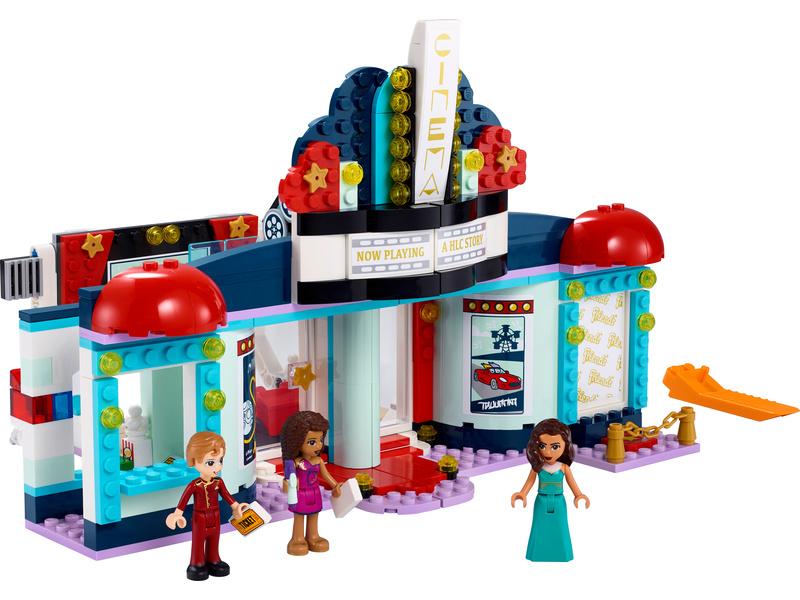 LEGO Friends - Kino v městečku Heartlake