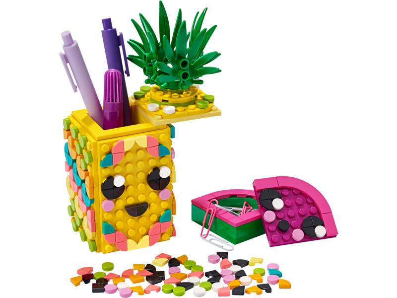 LEGO DOTs - Stojánek na tužky ve tvaru ananasu