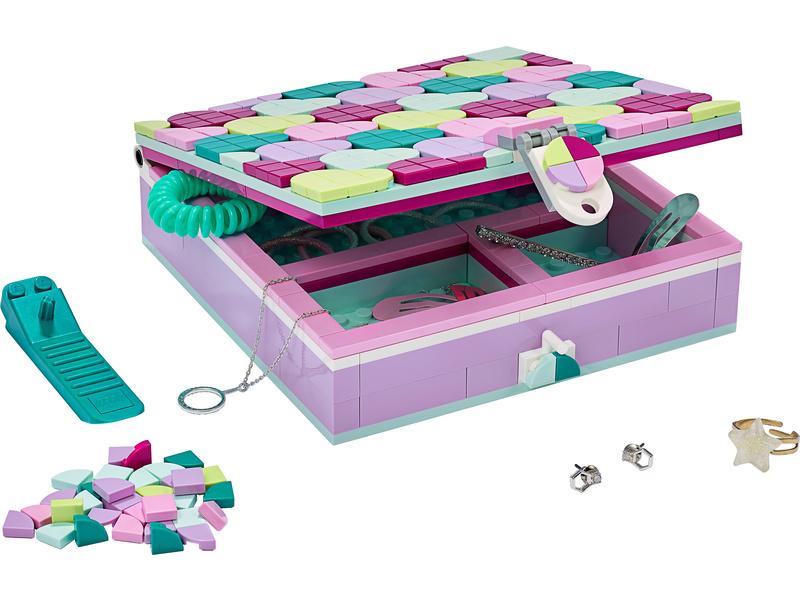 LEGO DOTs - Šperkovnice