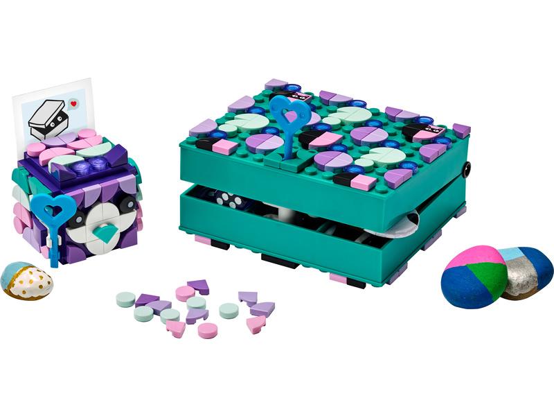 LEGO DOTs - Kazeta tajemství