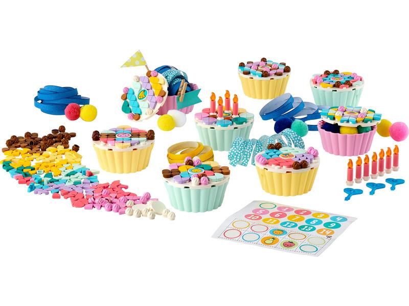 LEGO DOTs - Kreativní sada party dortíků