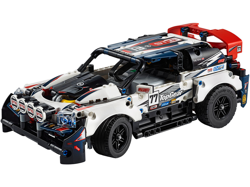 LEGO Technic - RC Top Gear závodní auto