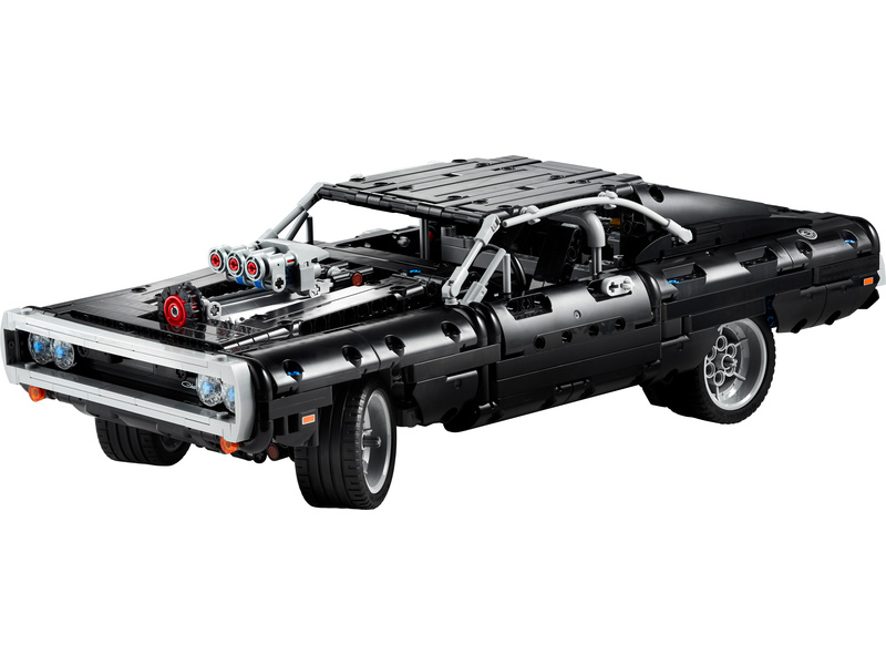 LEGO Technic - Domův Dodge Charger
