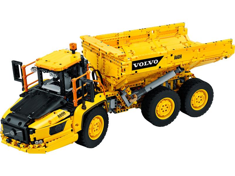 LEGO Technic - Kloubový dampr Volvo 6x6