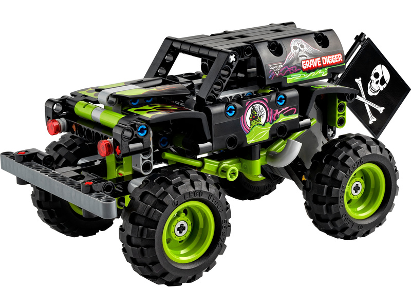 LEGO Technic - Monster Jam Grave Digger