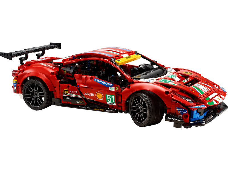 LEGO Technic - Ferrari 488 GTE AF Corse #51