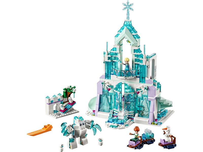 LEGO Disney - Elsa a její kouzelný ledový palác