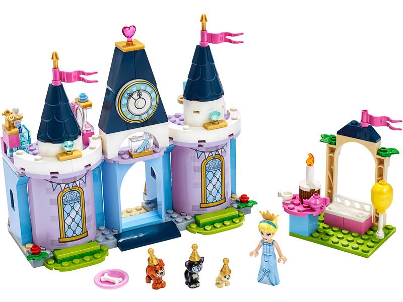 LEGO Disney - Popelka a oslava na zámku