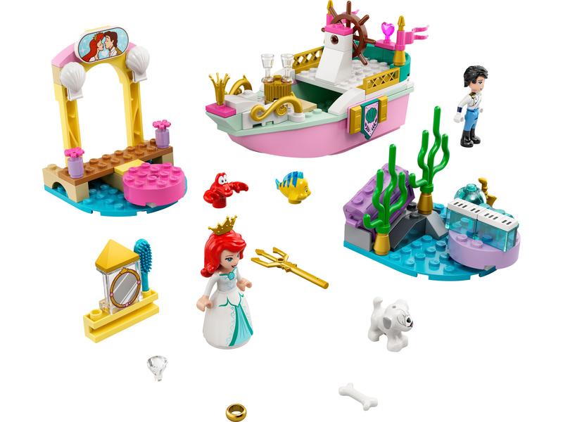 LEGO Disney Princess - Arielina slavnostní loď