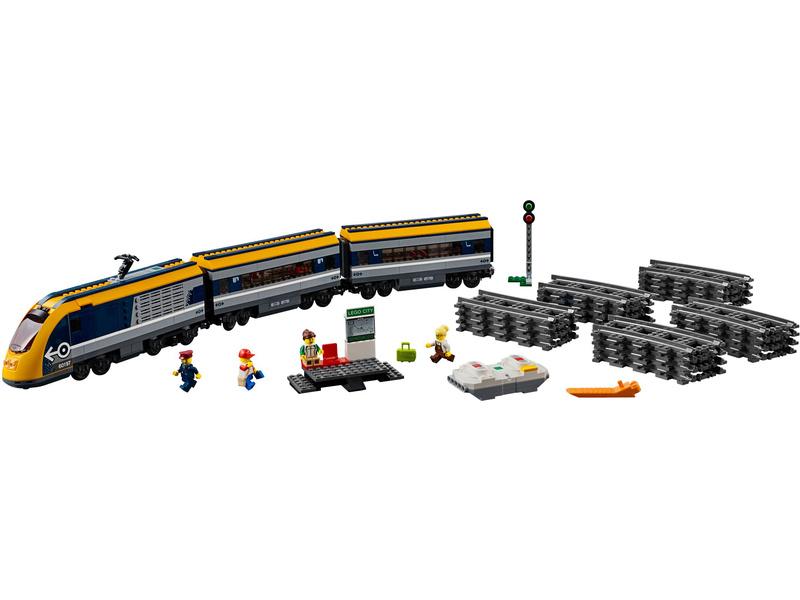 LEGO City - Osobní vlak