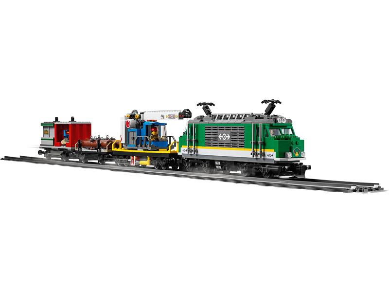 LEGO City - Nákladní vlak
