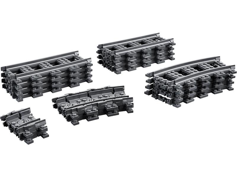 LEGO City - Koleje