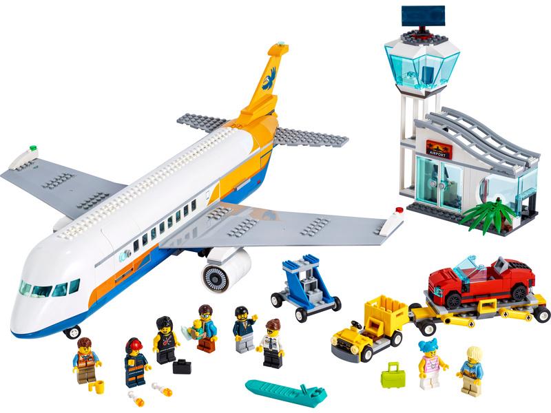 LEGO City - Osobní letadlo