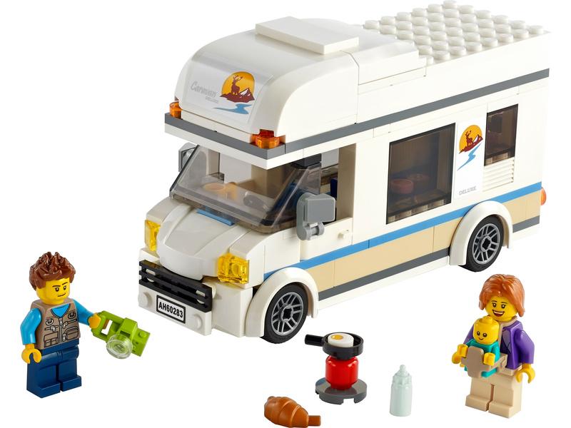 LEGO City - Prázdninový karavan