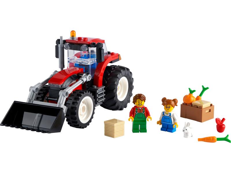 LEGO City - Traktor