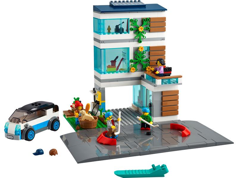 LEGO City - Moderní rodinný dům