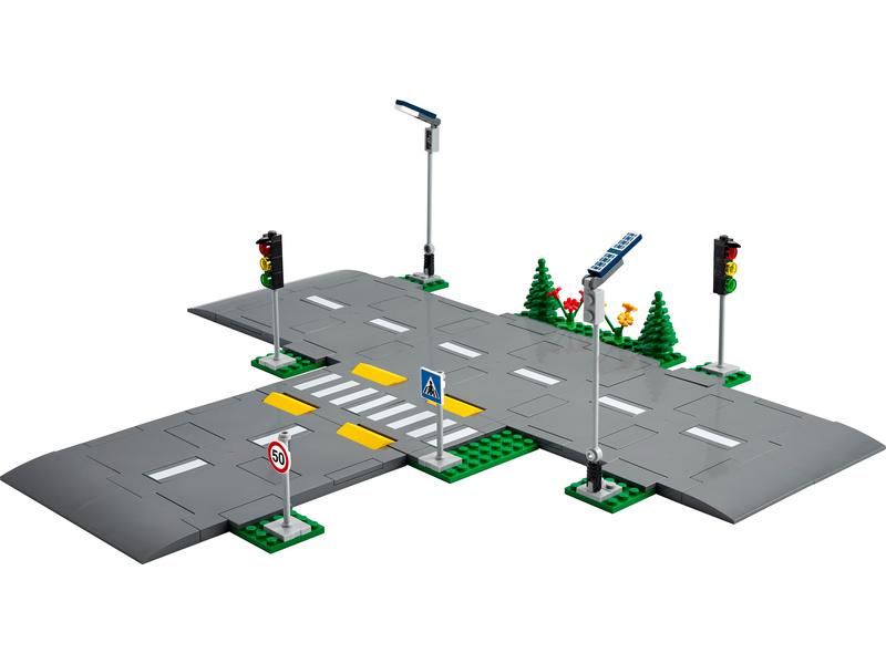 LEGO City - Křižovatka