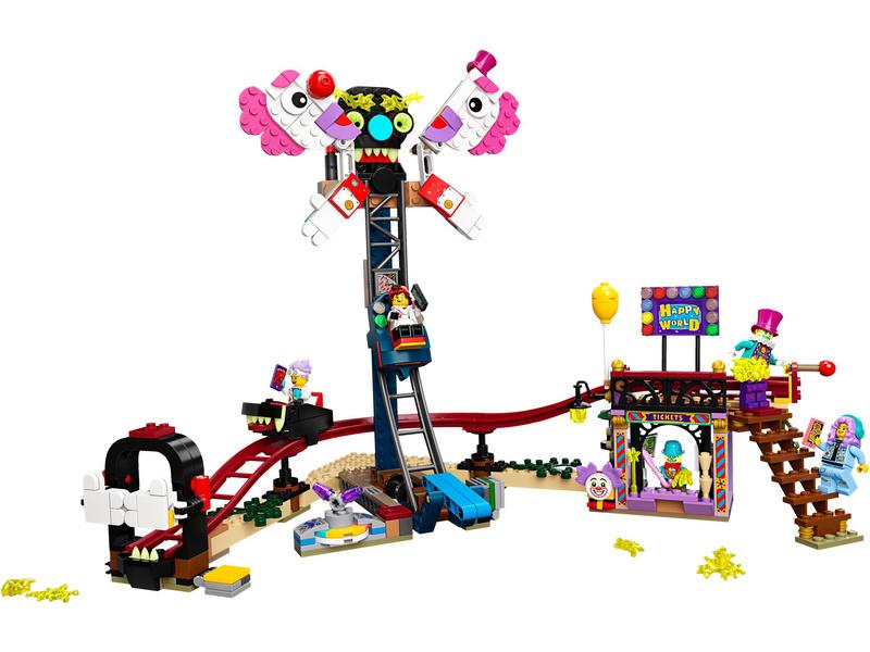 LEGO Hidden Side - Strašidelná pouť