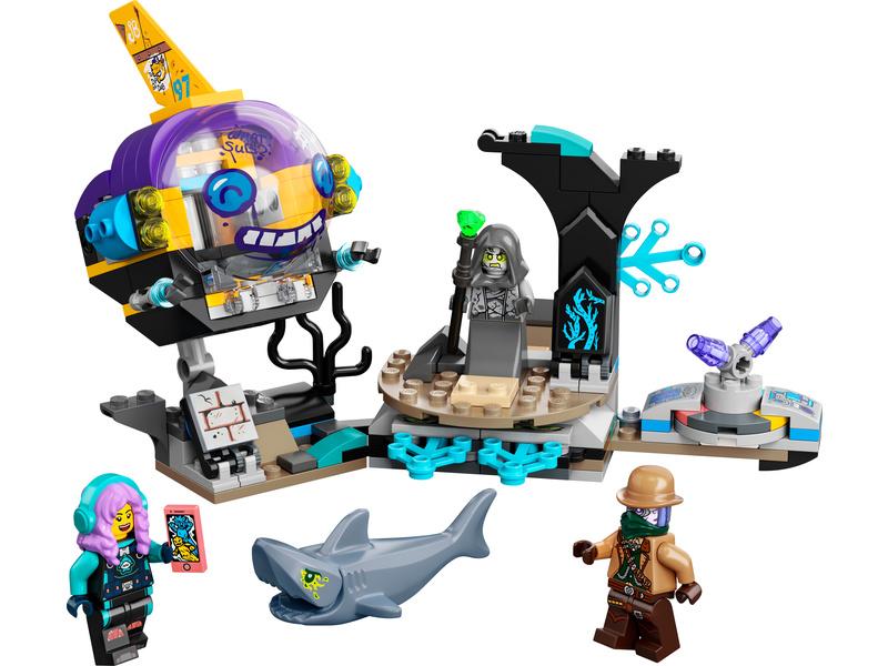 LEGO Hidden Side - Ponorka J.B.