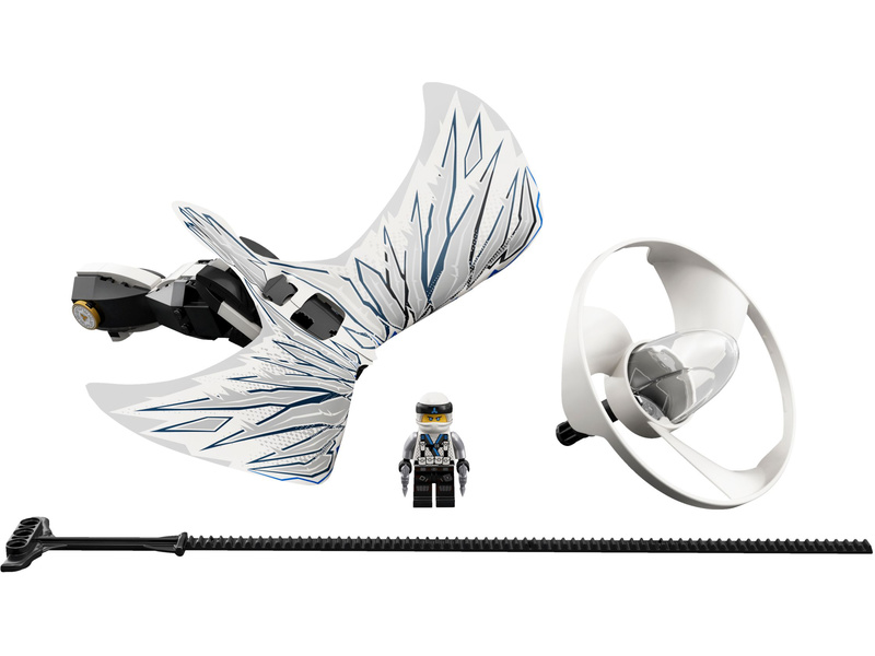 LEGO Ninjago - Dračí mistr Zane