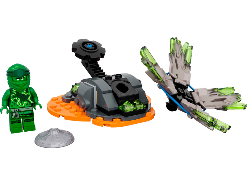 LEGO Ninjago - Spinjitzu úder – Lloyd