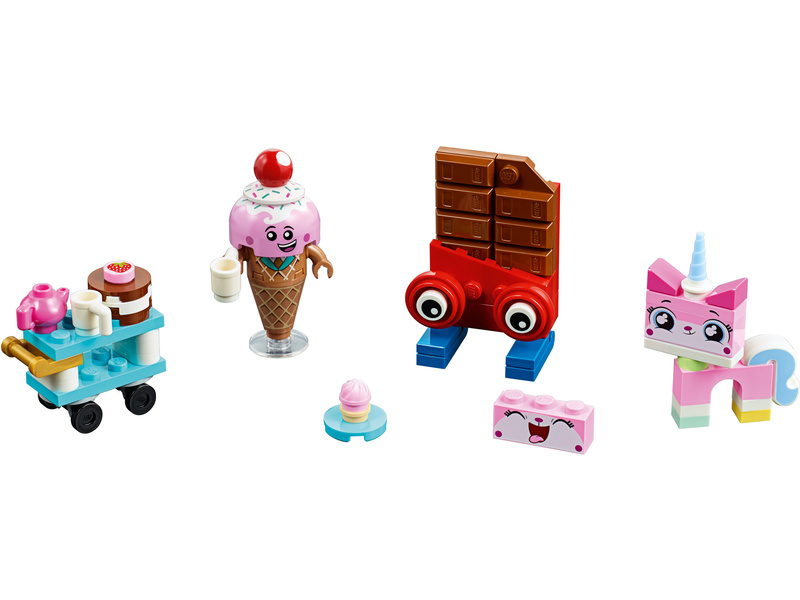 LEGO Movie - Nejroztomilejší přátelé Unikitty