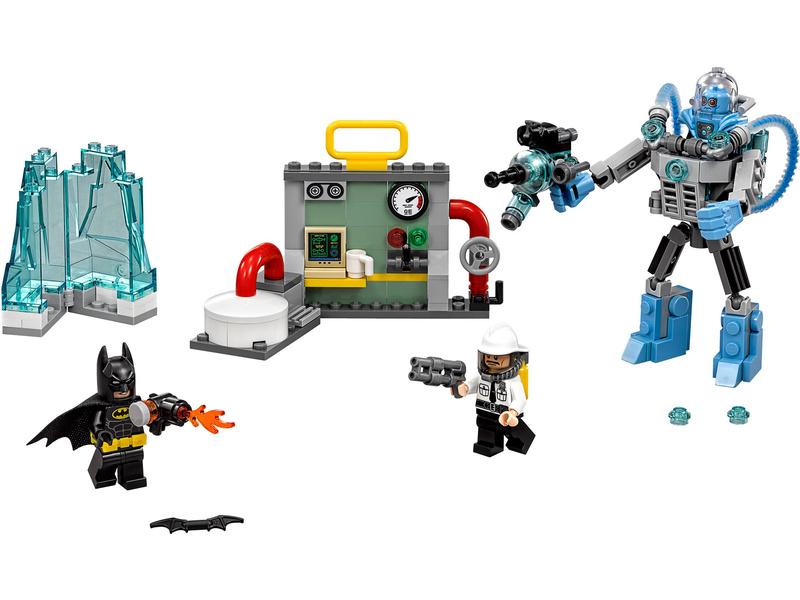 LEGO Batman Movie - Ledový útok Mr. Freeze
