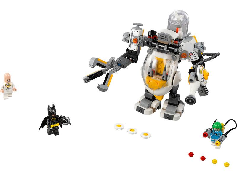 LEGO Batman Movie - Robot Egghead