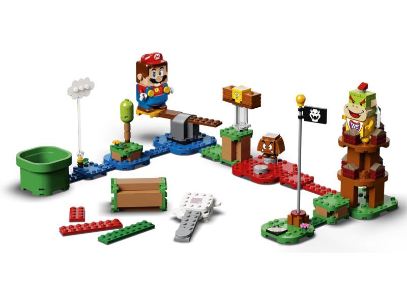 LEGO Super Mario - Dobrodružství s Mariem – startovací set