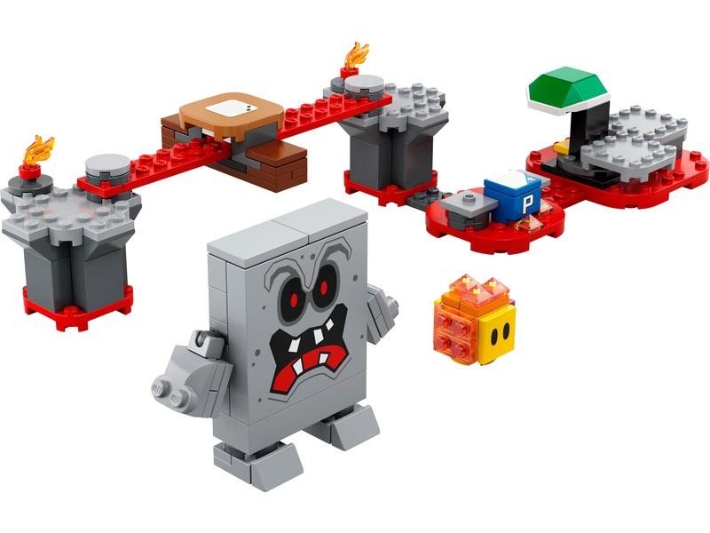 LEGO Super Mario - Potíže v pevnosti Whompů – rozšířující set