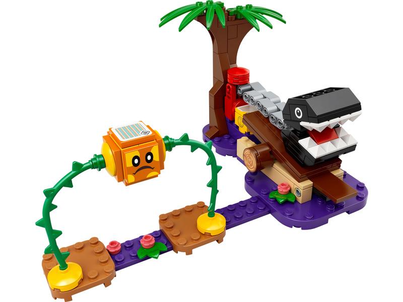 LEGO Super Mario - Chain Chomp a setkání v džungli – rozšiřující set