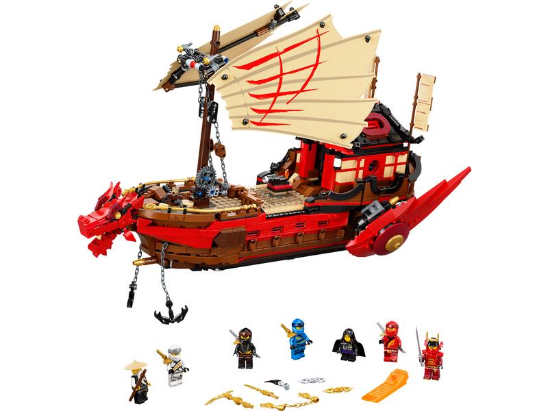 LEGO Ninjago - Odměna osudu