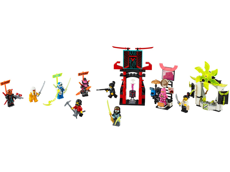 LEGO Ninjago - Hráčská burza