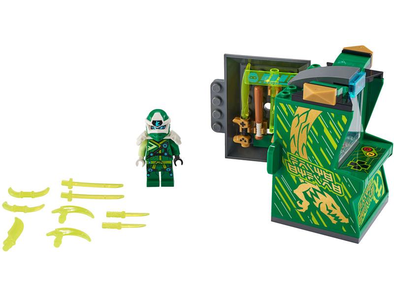 LEGO Ninjago - Lloydův avatar - arkádový automat