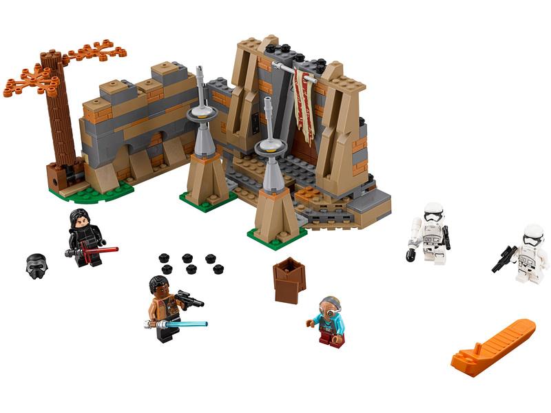 LEGO Star Wars - Bitva na Takodaně