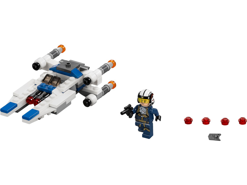 LEGO Star Wars - Mikrostíhačka U-Wing