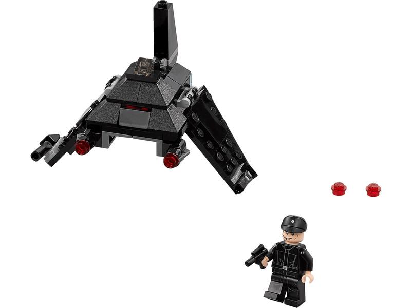LEGO Star Wars - Mikrostíhačka Krennicova kosmická loď Impéria