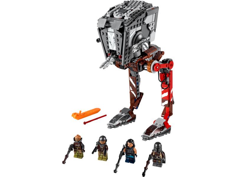 LEGO Star Wars - Průzkumný kolos AT-ST