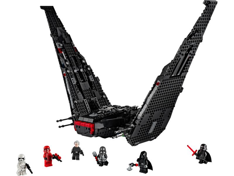LEGO Star Wars - Loď Kylo Rena