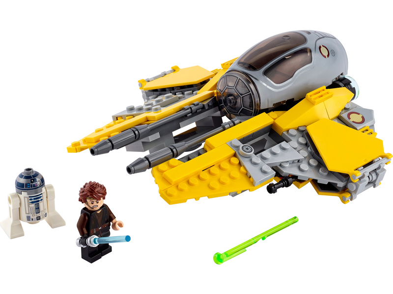 LEGO Star Wars - Anakinova jediská stíhačka